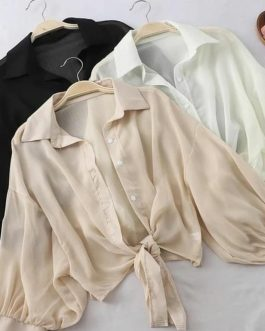 Stylish and Trendy Top knot shirts