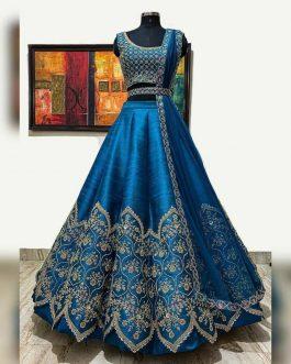 New Design Color Heavy Lehenga Choli With Dupatta